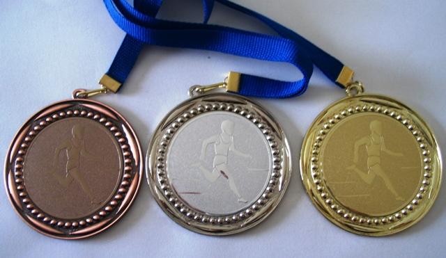 Komplet medalj 70/1 mm