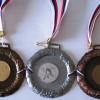 Komplet treh medalj 60/1 mm