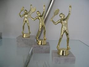 Kipec tenis ženske zlat 194
