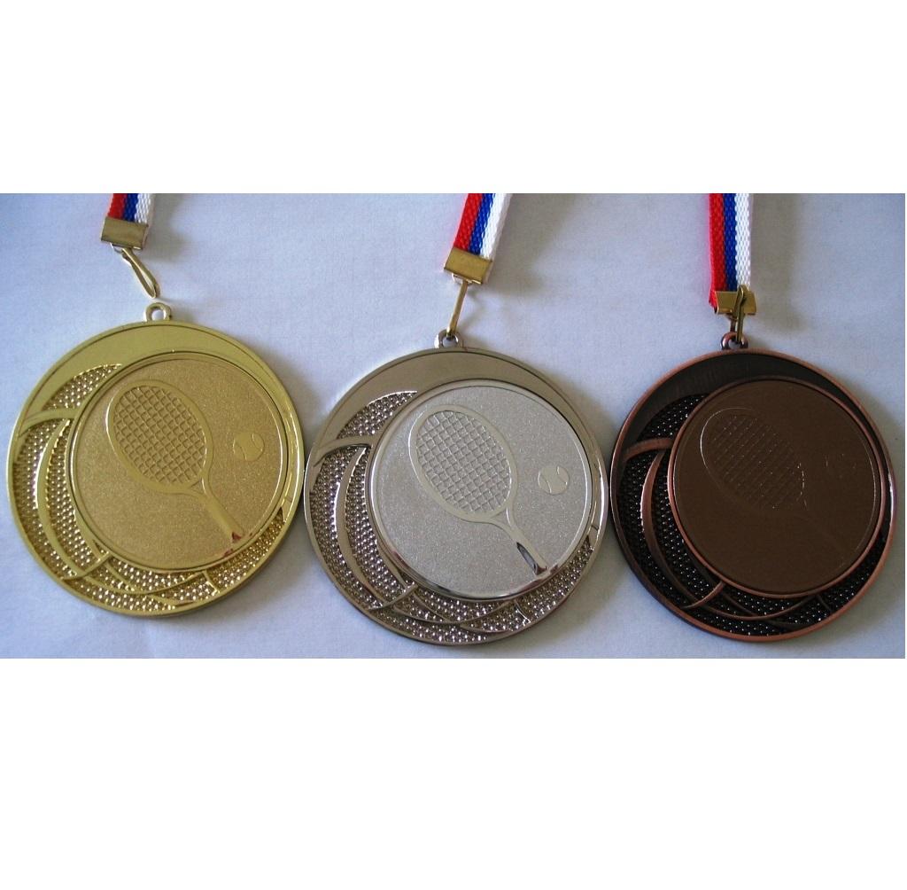 Komplet treh medalje(zlata , srebrna , bronasta) 70/2 mm