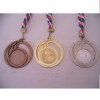 Komplet 3 medalj ( zlata, srebrna, bronasta) 50/1 mm