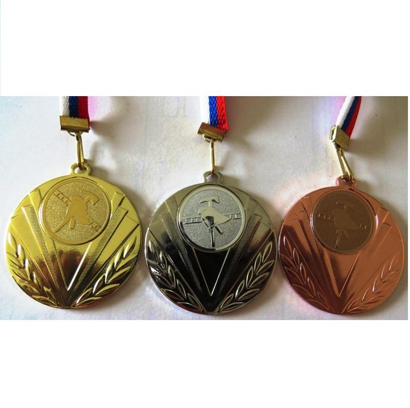 Komplet 3 medalj za NOGOMET ( zlata, srebrna, bronasta) 50/5 mm